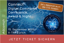 Ready to CONNECT am 15. September im X-TRA Zürich? #dcomzh